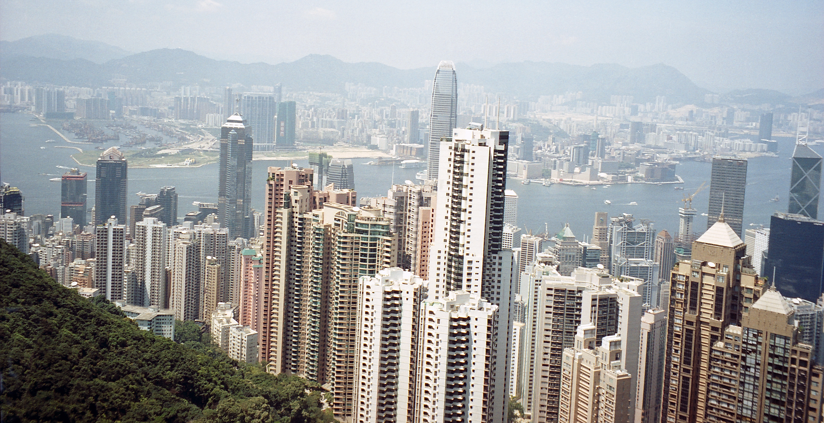 skyscrapers, Hong Kong China 2.jpg