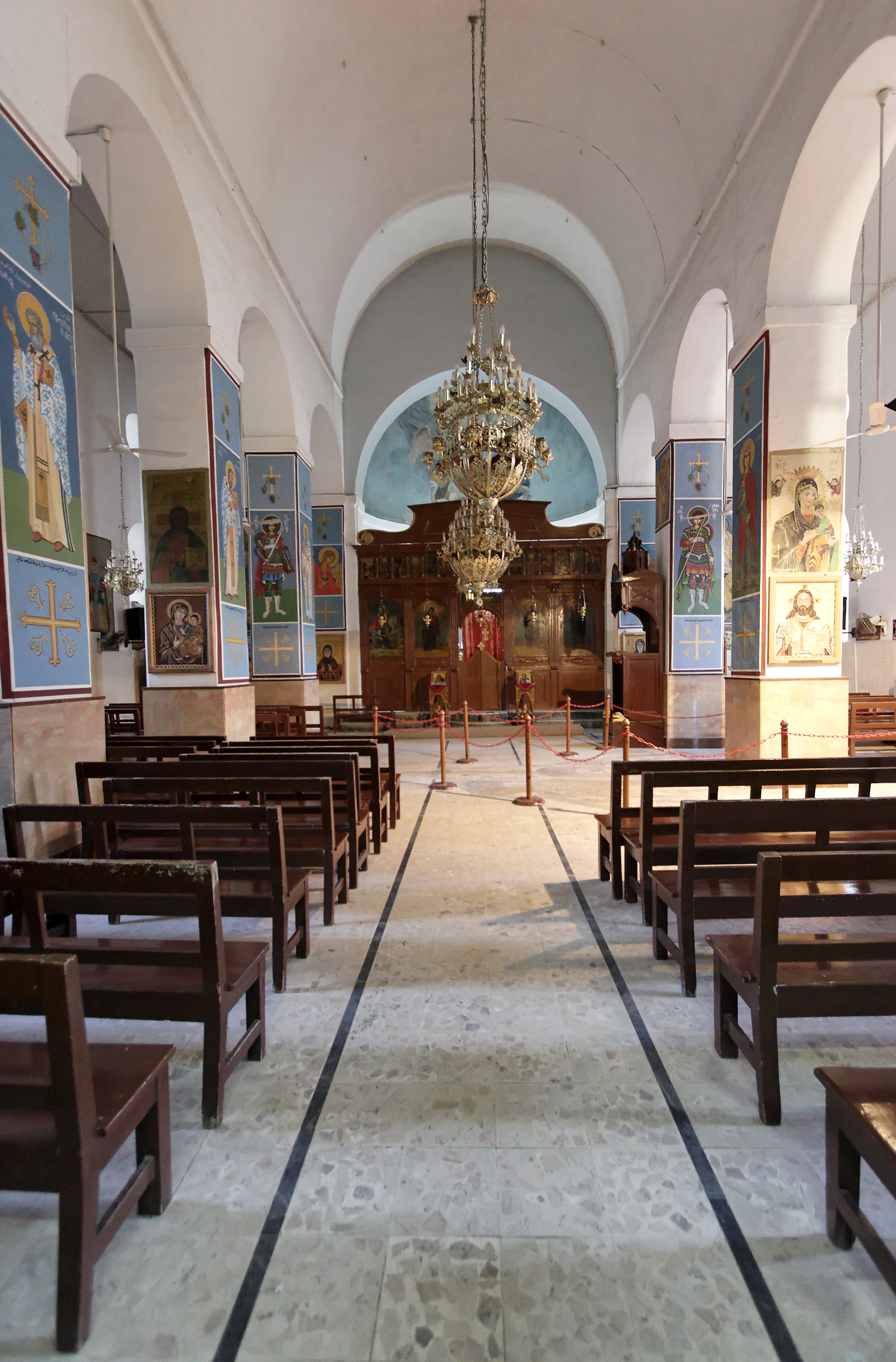 John the Baptist church, Madaba Jordan 3.jpg
