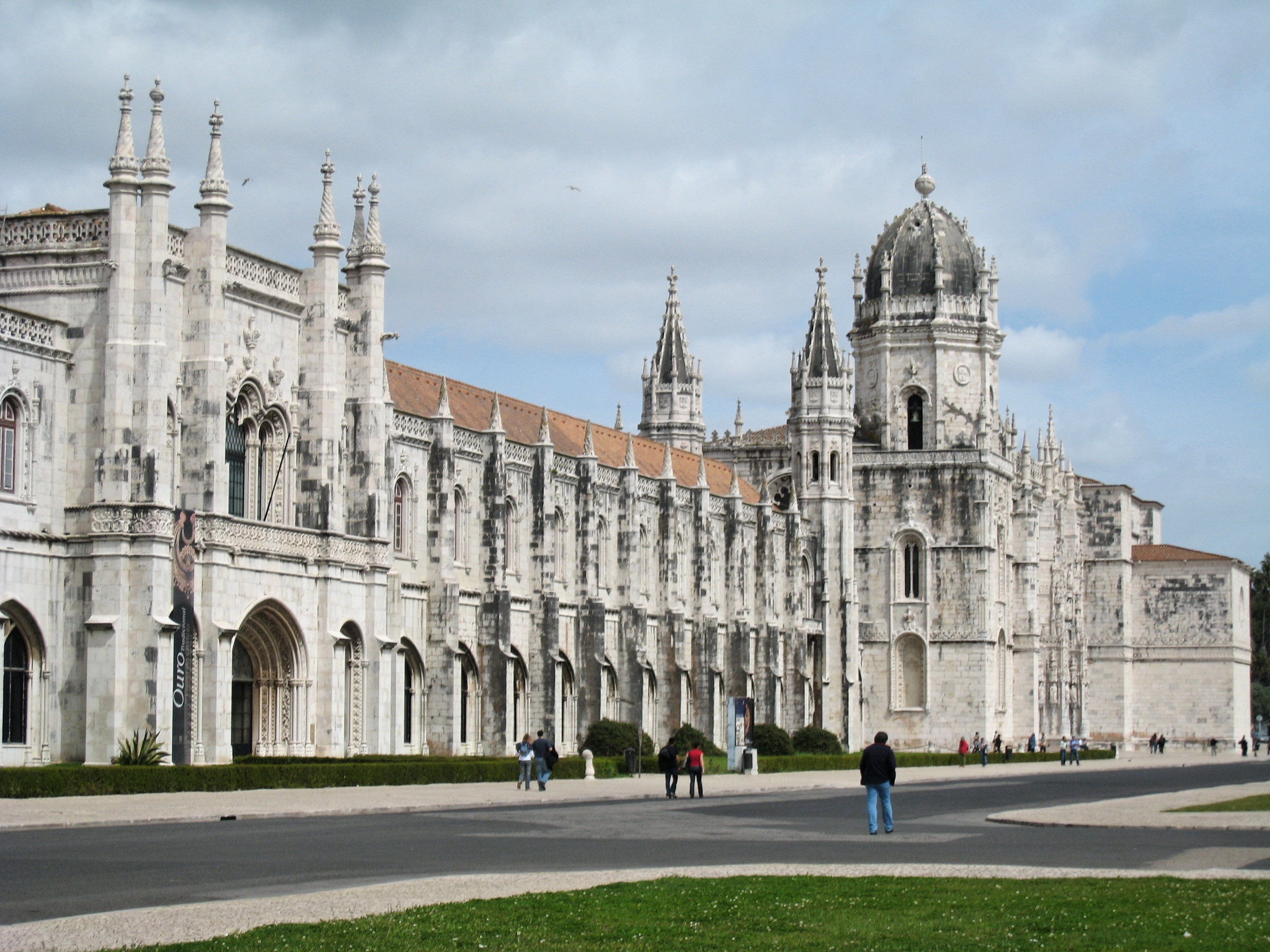 Monastery of the Order of St. Jerome, Lisbon Portugal 17.jpg