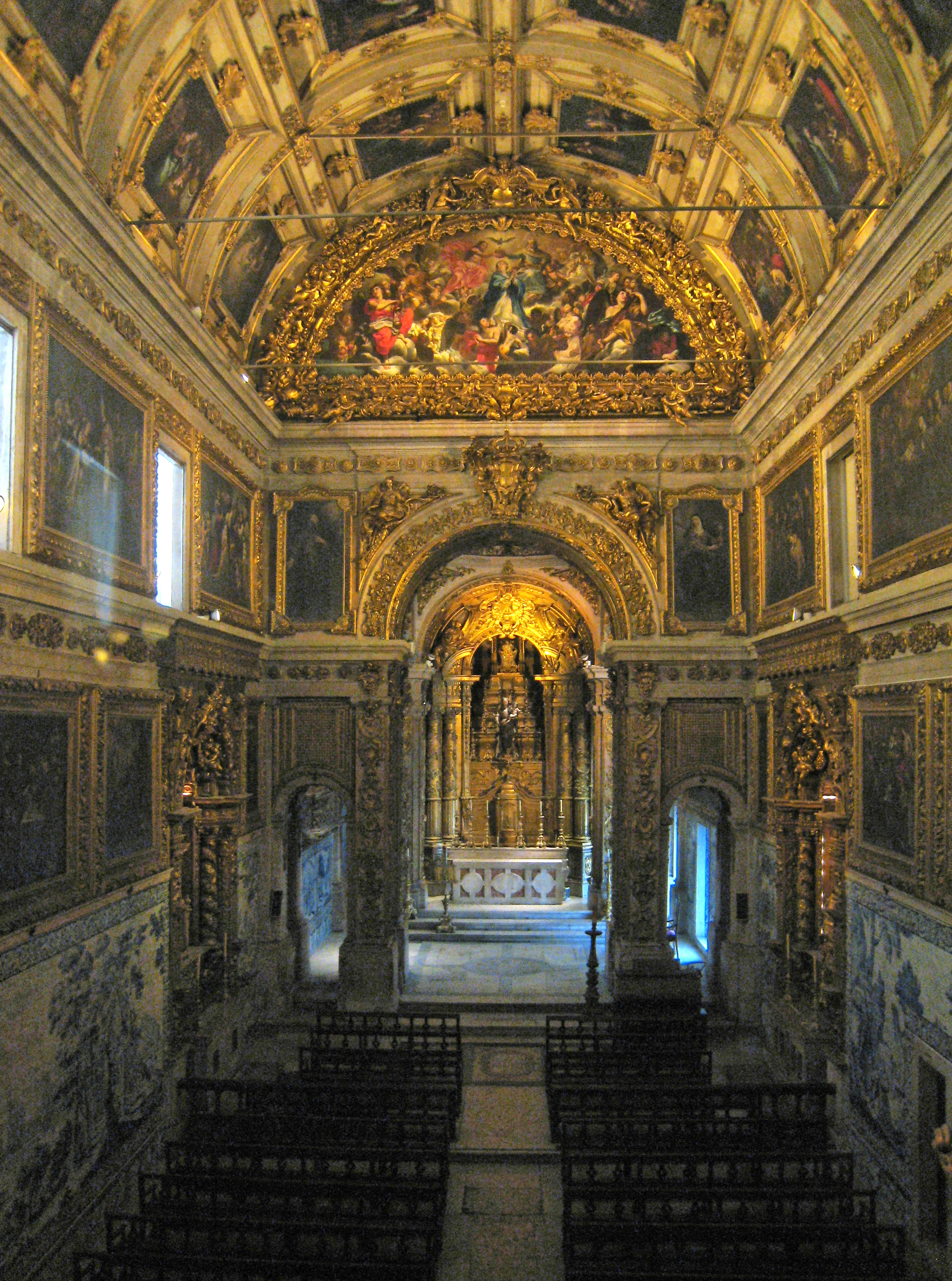 Monastery of the Order of St. Jerome, Lisbon Portugal.jpg
