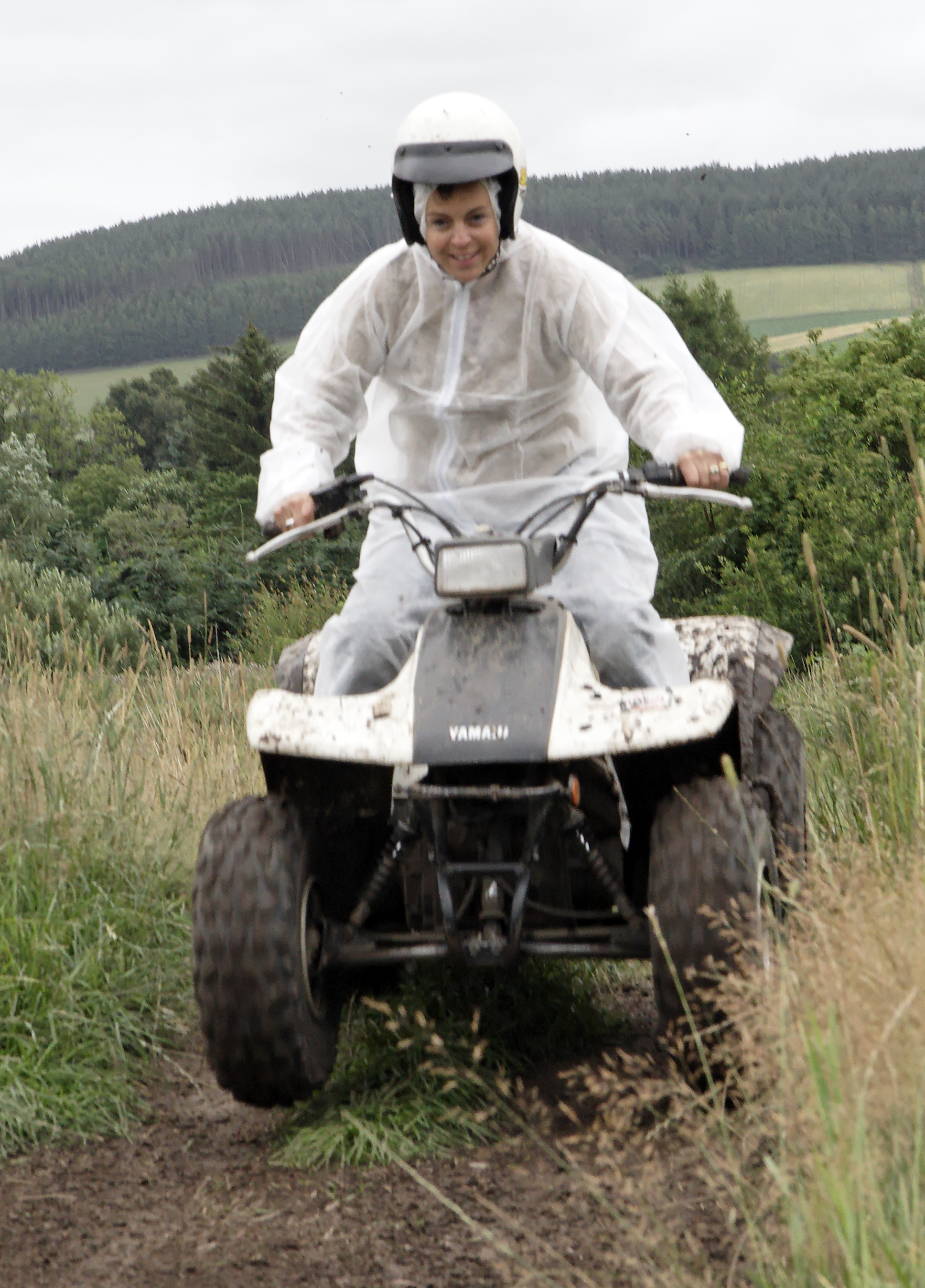 Quad bike Scotland 2.jpg - Quad bike