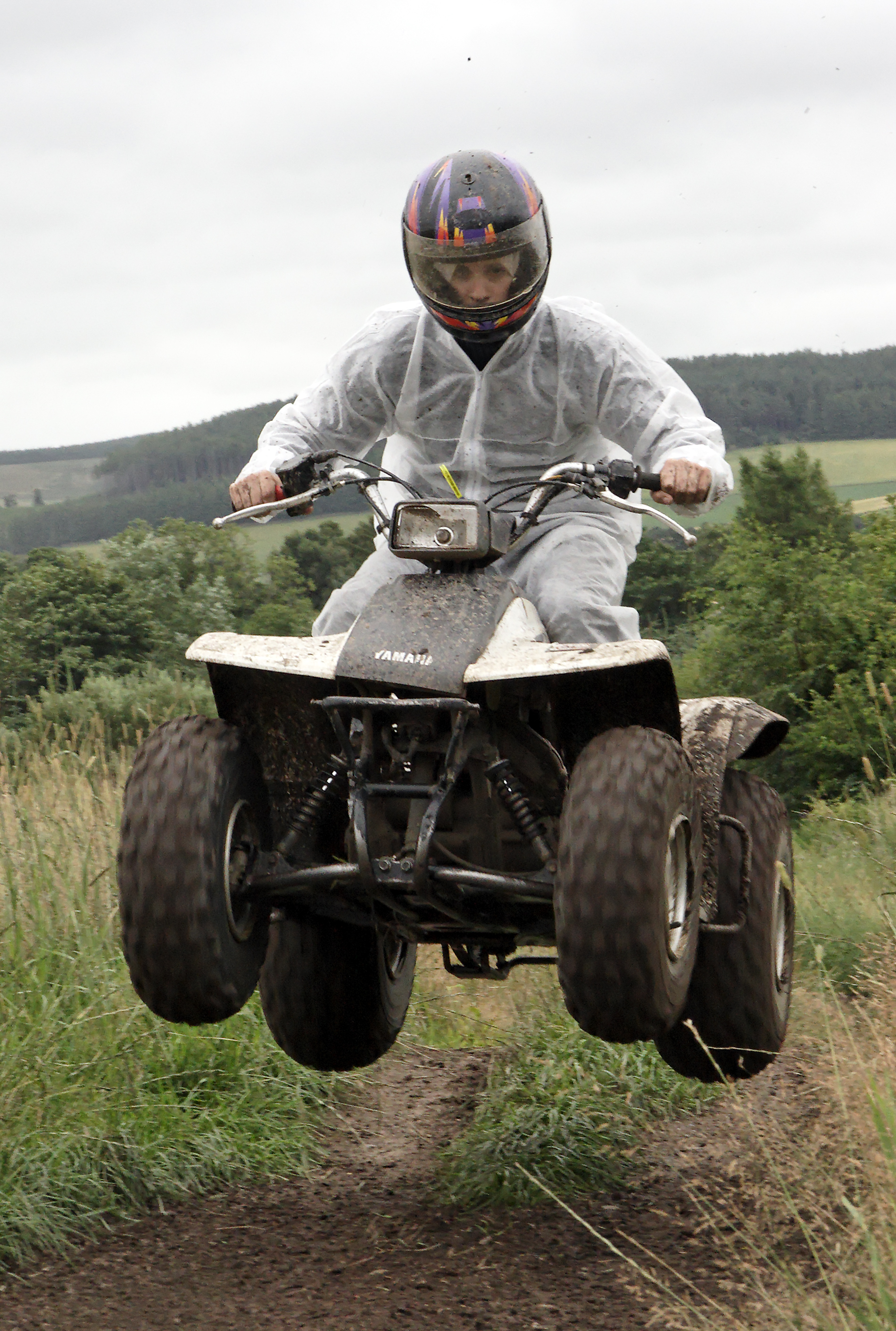 Quad bike Scotland.jpg - Quad bike