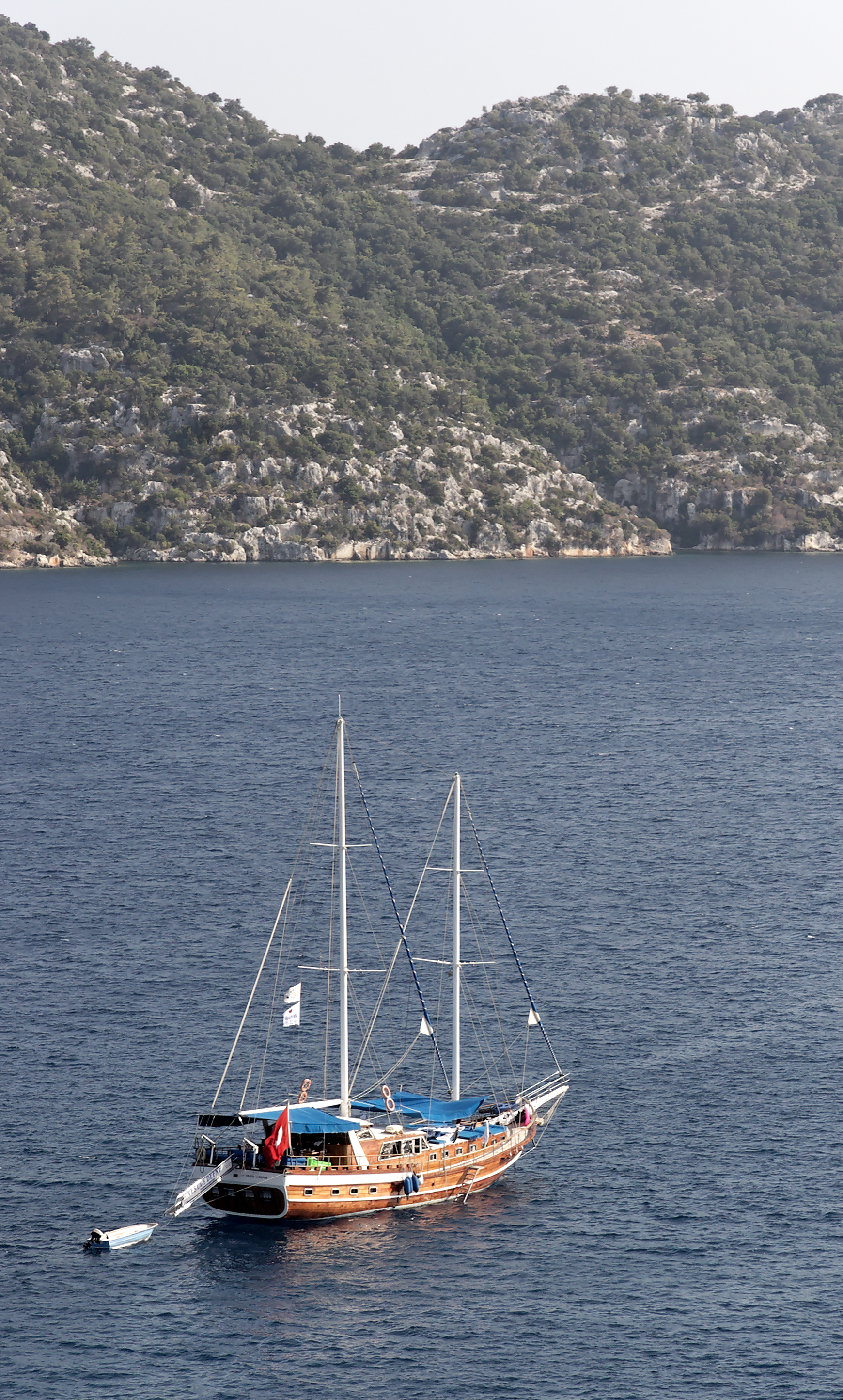 Sailing boats, Kayakoy Turkey 1.jpg