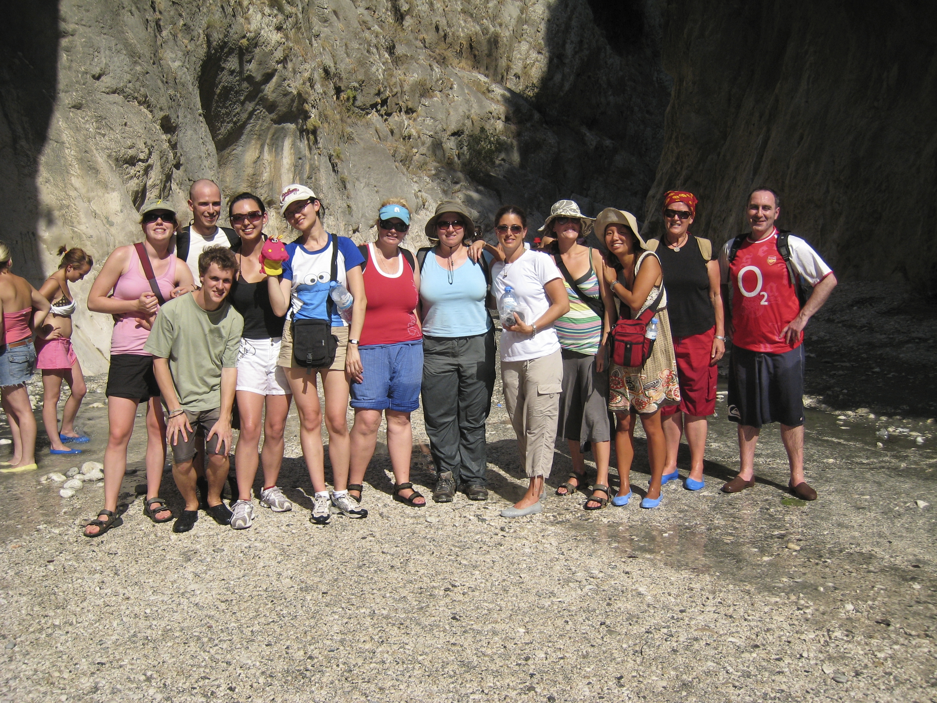 Saklikent Gorge group, Kayakoy Turkey.jpg