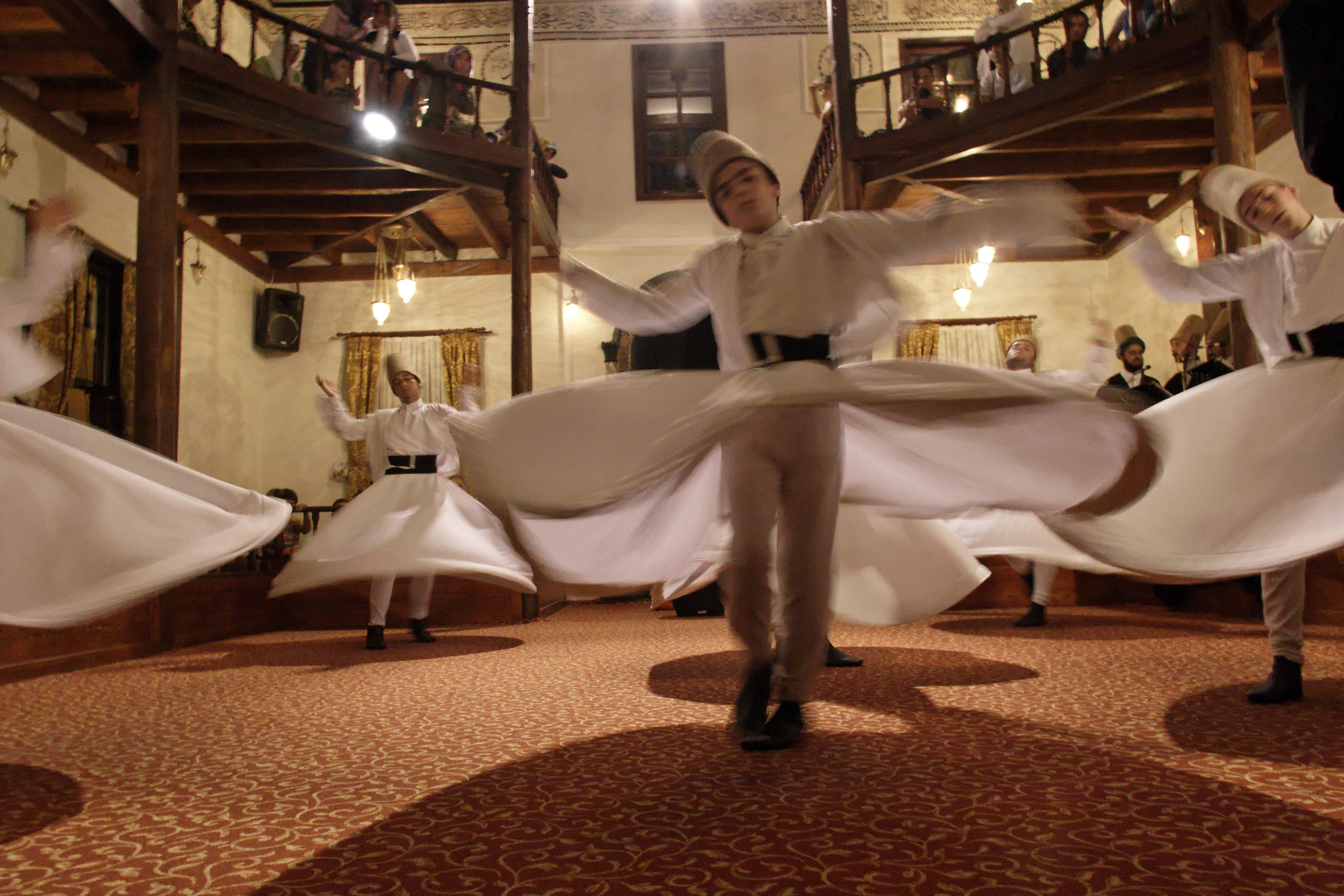 Whirling Dervishes, Bursa Turkey 6.jpg - Whirling Dervishes, Bursa, Turkey